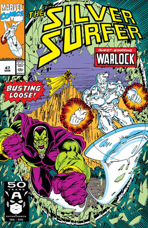 Silver Surfer Vol 3 47