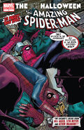 Spider-Man Short Halloween Vol 1 1