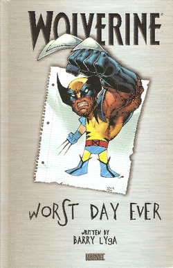 Worst Day Ever cover