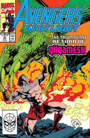 Avengers Spotlight Vol 1 35