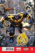Avengers Vol 5 27 Weaver Variant