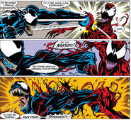 Cletus Kasady and Edward Brock (Earth-616) from Amazing Spider-Man Vol 1 363 0001