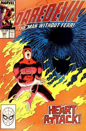 Daredevil Vol 1 254
