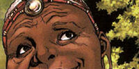 Ororo Munroe's Grandmother (Earth-616)