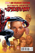 Ultimate Spider-Man Vol 1 200 Marquez Variant