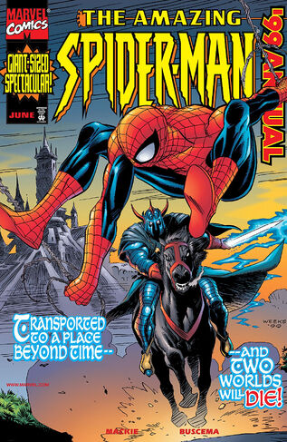 File:Amazing Spider-Man Annual Vol 1 1999.jpg