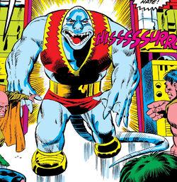 Aquon (Earth-616) from Incredible Hulk Vol 1 165 0001