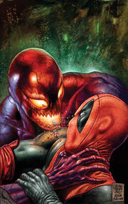Deadpool vs. Carnage Vol 1 1 Textless