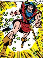 Gorn (Warrior) (Earth-616) from Avengers Vol 1 212 0001