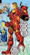 Kree Iron Man (Earth-99315) from Fantastic Four Vol 3 16