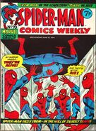 Spider-Man Comics Weekly Vol 1 70