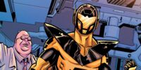 Yellowjacket's Suit