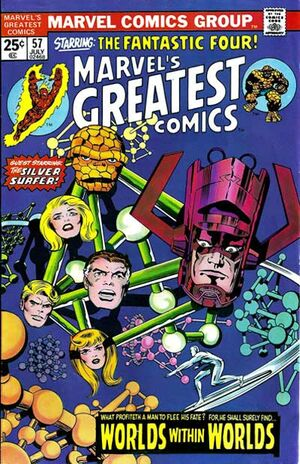 Marvel's Greatest Comics Vol 1 57