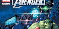 Avengers: Cutting Edge Vol 1 1