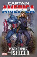 Captain America Peggy Carter, Agent of S.H.I.E.L.D. Vol 1 1