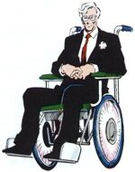 Jerome Jaxon (Earth-616) from Official Handbook of the Marvel Universe Vol 2 9 001