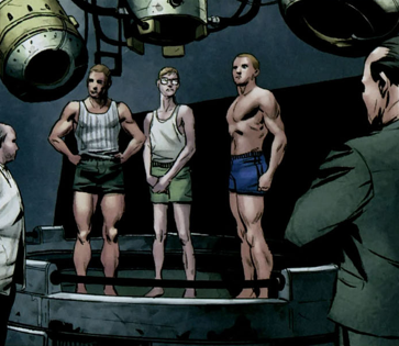 File:Project Rebirth (Earth-7116) from Captain America The Chosen Vol 1 4 001.png