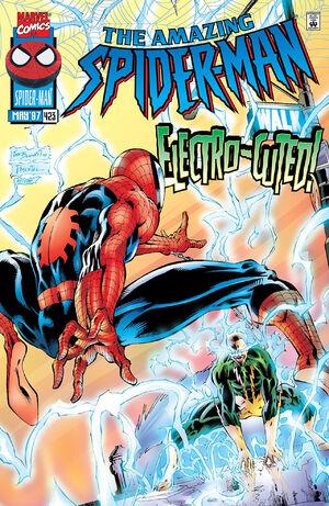 Amazing Spider-Man Vol 1 423