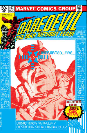 Daredevil Vol 1 167