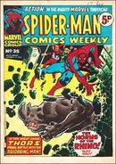 Spider-Man Comics Weekly Vol 1 35