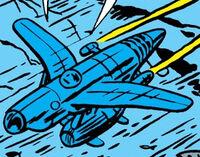 U-Car (Fantastic Four) from Fantastic Four Annual Vol 1 1 0001
