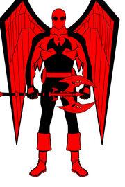 Scarlet Wing III