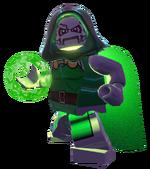 Lego Doctor Doom