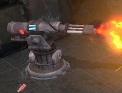 Character - Latverian Defense Turret