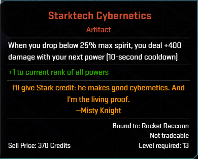 Starktech Cybernetics