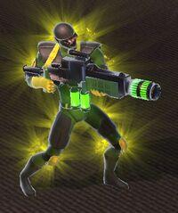 Character - Bob, Agent of HYDRA