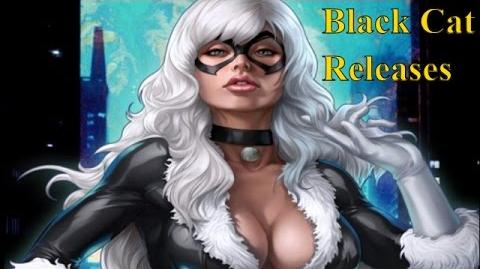 Marvel Heroes Black Cat you can't say bye to this Felicia