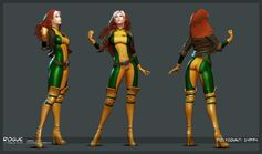 Rogue Fan Made Model