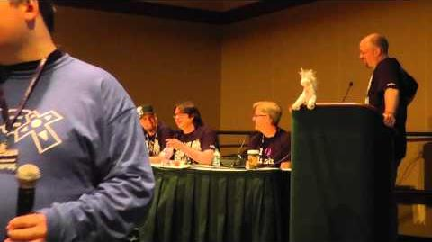 PAX 2012 Marvel Heroes Panel