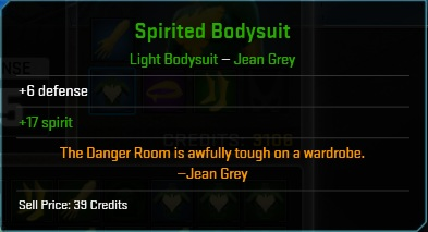Equipment-Bodysuit-Spirited Bodysuit (Jean Grey 6)
