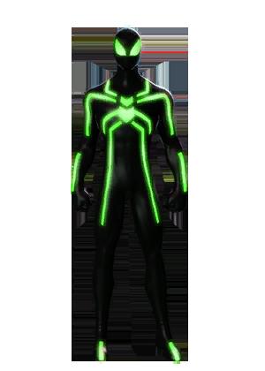 F spiderman bigtimegreen