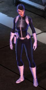 Character - S.H.I.E.L.D. Deputy Director Maria Hill