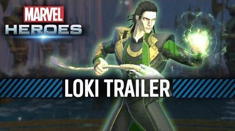 Marvel Heroes -- Loki