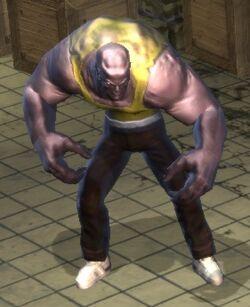 Character - MGH Brute