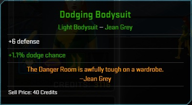Equipment-Bodysuit-Dodging Bodysuit (Jean Grey 6)