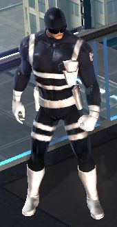 Character - S.H.I.E.L.D. Outfitter