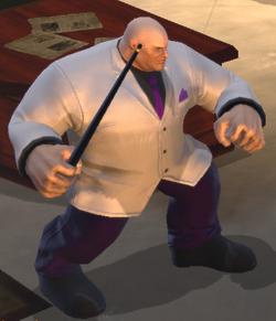 Character - Kingpin