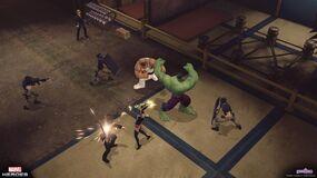 Hulk and thing 1920x1080