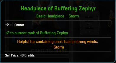 Equipment-Headpiece-Headpiece of Buffeting Zephyr (Storm 8)