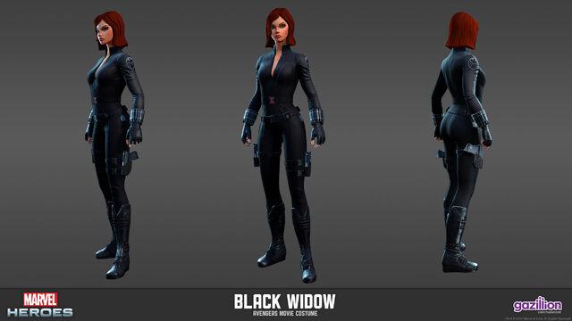 File:Black Widow Avengers Movie Model.jpg