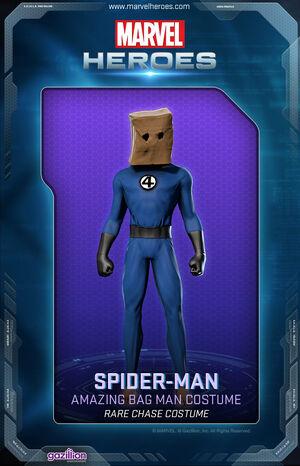 NormalCostumePreview Rare SpiderMan