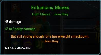 Equipment-Gloves-Enhancing Gloves ( Jean Grey 5)