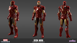 Iron Man Movie Model