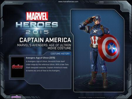 Costume captainamerica AoU