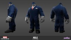 Hulk Mr. Fixit Model