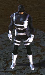 Character - S.H.I.E.L.D. Agent Schechter